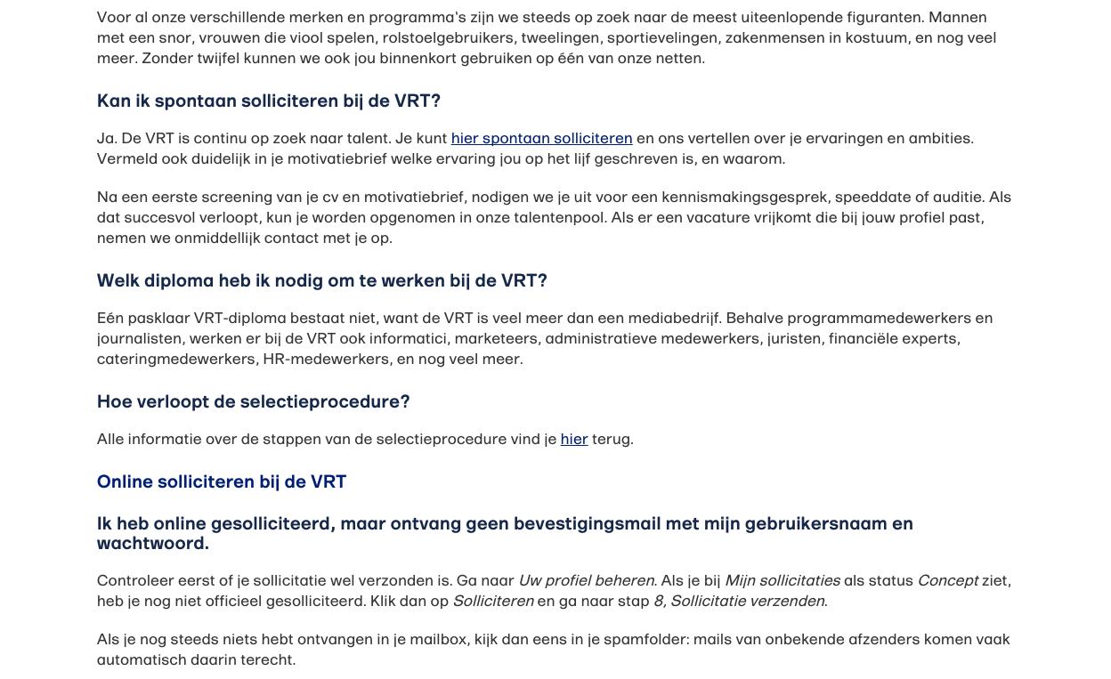 zelfde screenshot met css text-decoration underline