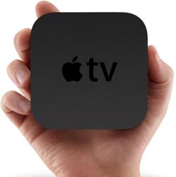 apple tv klein zwart doosje