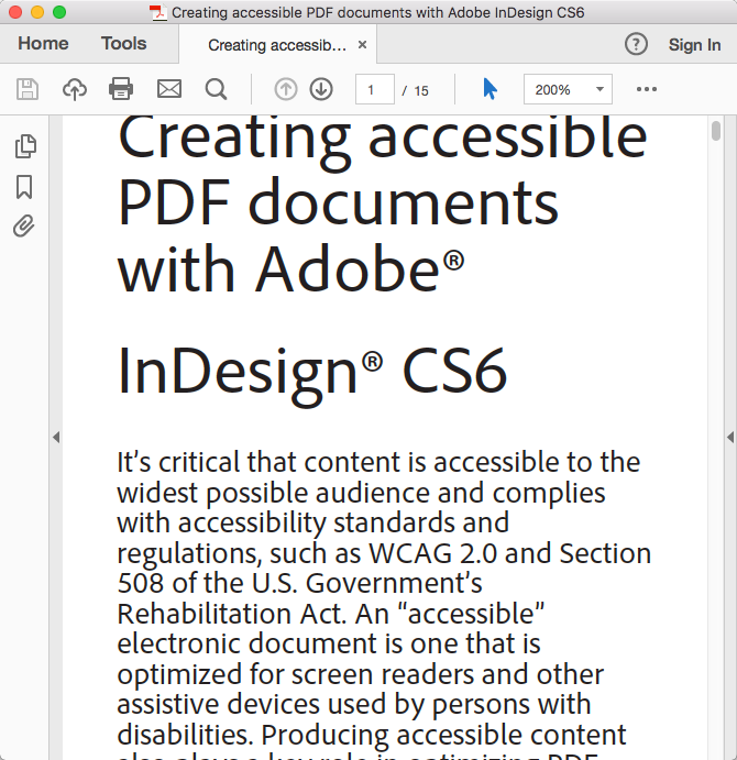 screenshot PDF met alles onder elkaar op 200% zoom zonder horizontale scrolbalk