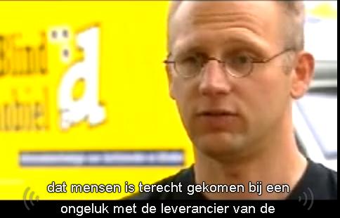 Video met foute ondertitels (tekst hieronder)